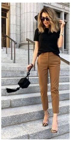 Trajes Business Casual, Business Casual Outfits For Women, Winter Outfits For Work, Casual Fall Outfits, Business Outfits, Stylish Outfits, Casual Summer Outfits For Work, Classic Fashion Outfits, Best Business Casual Shoes