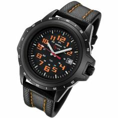 Armourlite ColorBrite Shatterproof Scratch Resistant Glass Orange Tritium Watch 10 Year Battery AL206 Armourlite. $316.00. Water Resistant: 330 feet / 10 ATM / 100 m. Movement Type: Quartz. Case Material: Black Stainless Steel