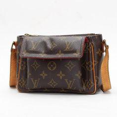 Louis Vuitton Viva Cite PM Monogram Shoulder bags Brown Canvas M51165