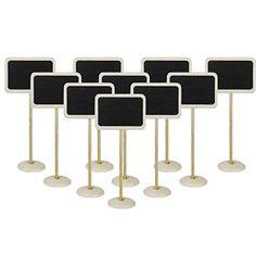 10pcs Mini Wooden Blackboard with Base for Parties/Recept... https://www.amazon.co.uk/dp/B00NH8ZFNY/ref=cm_sw_r_pi_dp_x_NdIJybNAD396W
