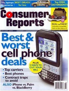Consumer Reports Magazine: $22.00 per Year! - http://www.livingrichwithcoupons.com/2013/02/consumer-reports-magazine-22-00-per-year.html