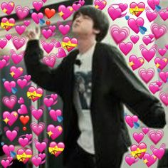 Memes heart kpop bts 22 ideas for 2019 Seokjin, Bts Emoji, Heart Meme, Kpop Memes, Heart Emoji, Bts Face, Bts Meme Faces, Cute Love Memes, Bts Reactions