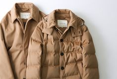MACKINTOSH Down Coat http://edifice.baycrews.co.jp/feature/recommend/001678.html?utm_content=buffer12e04&utm_medium=social&utm_source=pinterest.com&utm_campaign=buffer #menswear #japan #mode #fashion #style #clothing #inspiration