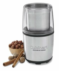 Amazon.com: Cuisinart SG-10 Electric Spice-and-Nut Grinder: Home & Kitchen