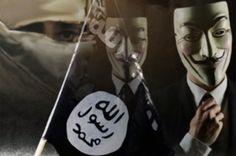 Agencia Notimex Anonymous vs Estado Islámico: guerra mediática