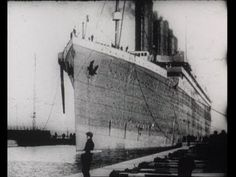 Titanic Footage & Survivors Interviews (use for Pig on the Titanic)