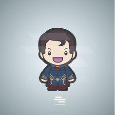 SUPERMAN  Batman or Superman who's your favorite?  #clarkkent #superman #batmanvsuperman #dcomics #vector  #vectorart #design #graphicdesign #flatdesign #digitalart #creative #vinyltoys #visforvector #picame #pins #pingame #iconaday #illustrator #ilustration #zoffa #ilustracion #draw #pencil #instawork #pop #bestvector #instaworld #geek #graphic by zoffa