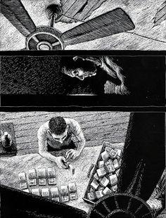 Fragments of Noir: Thomas Ott
