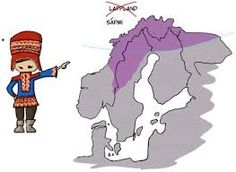 saame lappi - Google-haku Lappland, Geography, Finland, Bowser, Norway, Smurfs, Map, Fictional Characters