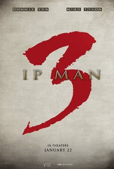 Blu ray 720p x264 torrent Ip Man 3 (2015)