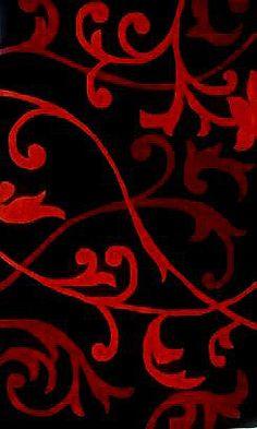 Rouge et noir | https://s-media-cache-ak0.pinimg.com/originals/6e/df/5e/6edf5e6a2eba5d2c9c8d79dc9be80c0d.jpg