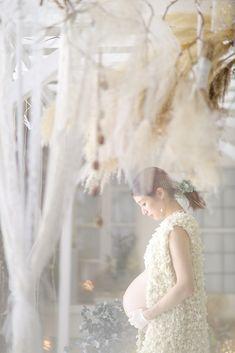 Maternity Girls Dresses, Flower Girl Dresses, What A Wonderful World, Wonders Of The World, Maternity, Wedding Dresses, Flowers, Fashion, Dresses Of Girls