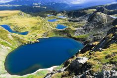 The Seven Rila Lakes are without a doubt one of the most notable natural attractions on the Balkan Peninsula, a dream destination not to be missed. #travel #Bulgaria