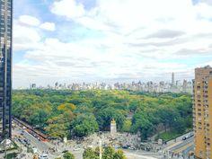 New Yorkin Central Parkissa on ruska aluillaan ja huippunsa se saavuttaa marraskuun alussa. Ei taida olla huonoa vuodenaikaa vierailla tässä kaupungissa. (via Instagram)