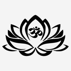 Risultati immagini per flor de lotus desenho Canvas Painting Tutorials, Dot Art Painting, Tattoo Stencils, Stencil Art, Mandala Drawing, Mandala Tattoo, Just Breathe Tattoo, New Beginning Tattoo, Wedding Symbols