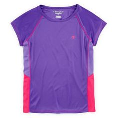 Champion® Athletic Tee - Girls 7-16  found at @JCPenney