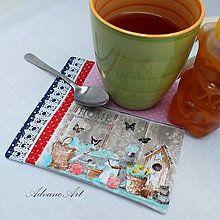 Úžitkový textil - Podšálka Home V. - 6688121_