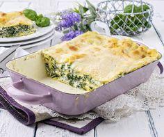 Spenótos lasagne Recept képpel - Mindmegette.hu - Receptek