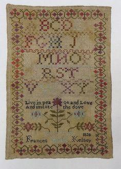 Sampler, 1820