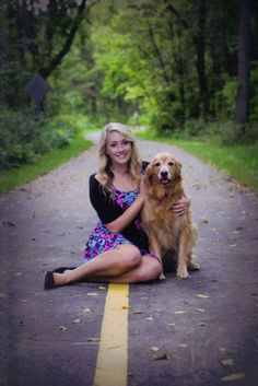 senior picture definitely want my puppy with me