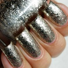 KBShimmer Nail Polish in That's Ore Like It Swatch