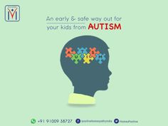 An early and safe way out for your kids from ‪#‎Autism‬. A Happy and Problem free futures for ‪#‎kids‬ is possible with Constitutional ‪#‎Homeopathy‬. Best doctors in the field available in all our branches.