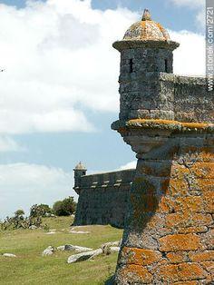 Fortaleza Santa Teresa- Departamento de Rocha - URUGUAY. Foto No. 2721