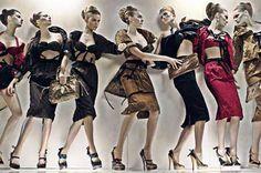 Prada 2009 Spring Collection Ad Campagin