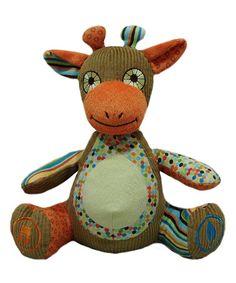 Look what I found on #zulily! Soundspa Glow Giraffe #zulilyfinds