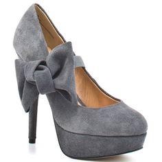 Pretty in grey
