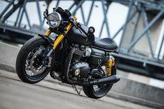 Triumph Thruxton R Darkster K-Speed (2016) 1
