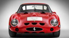 1962 Ferrari 250 GTO sold for a record $38 million