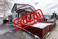 We SOLD 620 Laforest Ave! Thinking of selling your Sudbury home? Call for your Free Home Evaluation today! Real Estate, Free, Things To Sell, Real Estates