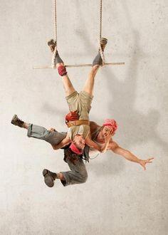 Trapeze Duo (female base, yesss)
