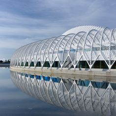 Santiago Calatrava completes Florida Polytechnic University #architecture ☮k☮