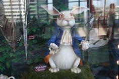 Alice in wonderland props.