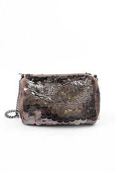 Metal Sequin Evening Bag On Threadflip Clutch Purse Armour Bags J