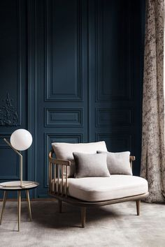 38 Cute Interior Design Ideas For Winter 2020 To Try - Home interior is an inner reflection that truly depicts living standards and aesthetic sense. Everyone wants to decorate their home in a modern and cl. Living Room Storage, Living Room Decor, Art Deco Interior Living Room, Interior Paint, Room Interior, Living Rooms, Design Hall, Winter Home Decor, Fall Decor