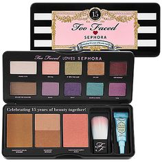 Too Faced - Too Faced Loves Sephora 15 Years Of Beauty Palette | Sephora
