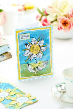 Shining Sentiments by Personal Impressions / Crafts Beautiful June Issue, p40-41