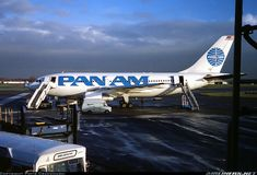 Airbus A310-222 - Pan American World Airways - Pan Am | Aviation Photo #2517215 | Airliners.net