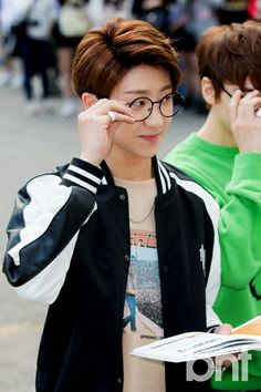 I'm sorry buuuuuuut *takes deep breath* YoU'rE a WiZaRd Minghao
