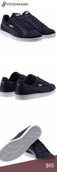 Men Puma sneakers Navy Blue Men Puma sneakers Navy Blue New with Box ....size 8.5 Puma Shoes Sneakers