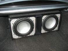 Lee extended the bass in his 1990 Mercury Cougar with gear from Crutchfield! #Infinity #srslyDIY