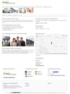 FairInvestment AG, Märwil, Immobilienvermarktung, Wil, Homestaging, Immobilienprojekte, Immobilienmakler