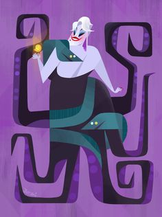 This Ursula print will be a Limited edition Disney FineArt released exclusively through Gallery Nucleus at This yr SDCC San Diego Comic Con July 21, 2016 - July 24, 2016 At Gallery Nucleus Booth 2643. print size...