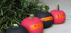 Ninja Pumpkins