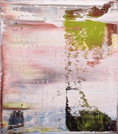 Gerhard Richter » Art » Paintings » Abstracts » Abstract Painting (Sketch) »