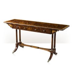 Hillesden Manor Console Table Main Image