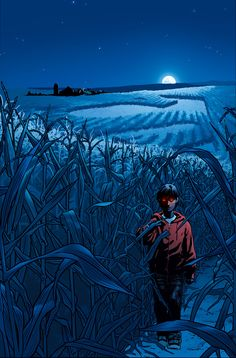 Superman: American Alien Cover Art #1